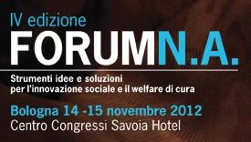 A Bologna il Forum N.A. Idee e soluzioni per migliorare la qualità della vita delle persone non autosufficienti