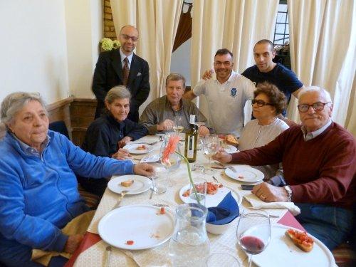 Festa della Madonna della Strada: il quartiere offre il pranzo agli anziani