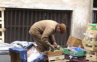 Anziani poveri, ladri per fame