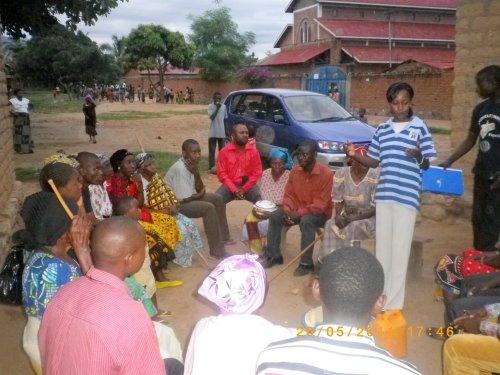 Viva gli anziani ! In Africa.