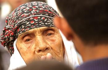 Gli anziani della Siria. Il dolore e la speranza