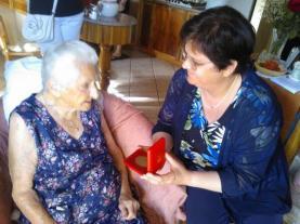 Pranzo di ferragosto con gli anziani: l'Assessore Rita Cutini ospite della Comunità di Sant'Egidio
