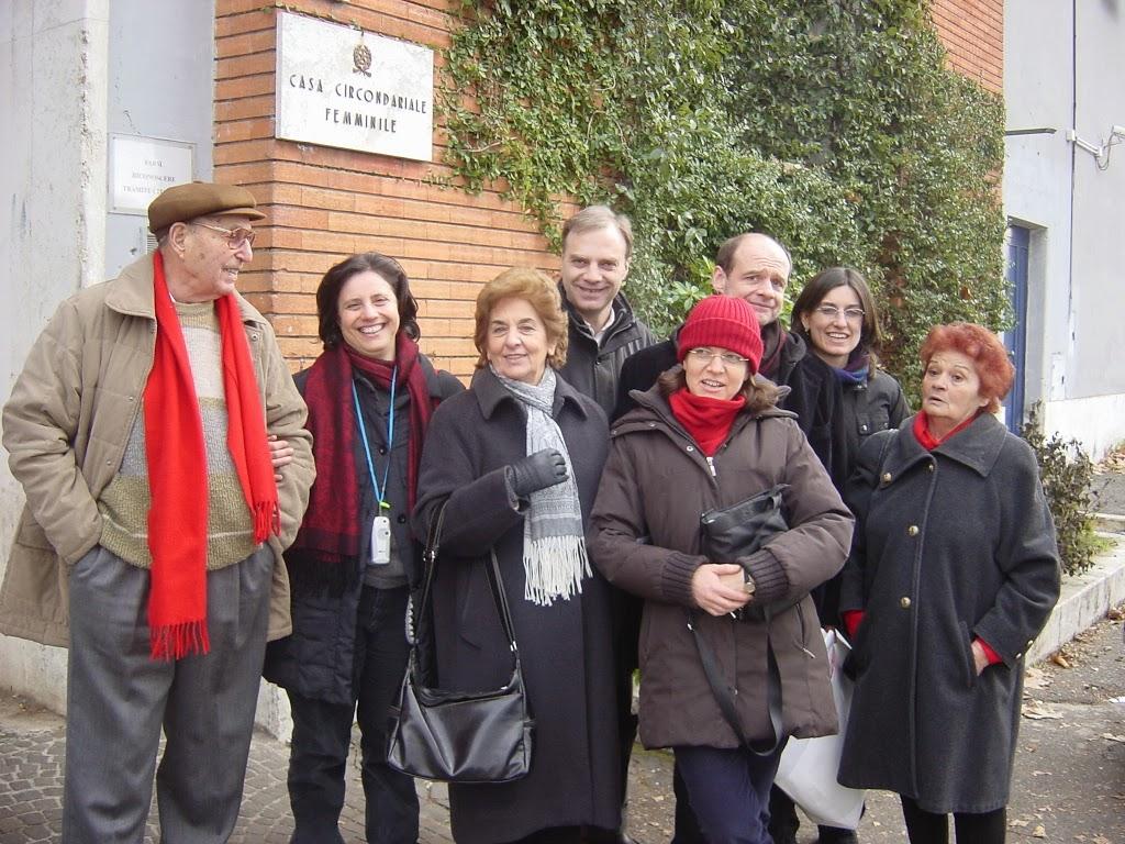 """Speciale """"Anziani di Sant'Egidio al teatro di Rebibbia"""": un'alleanza che si consolida"""