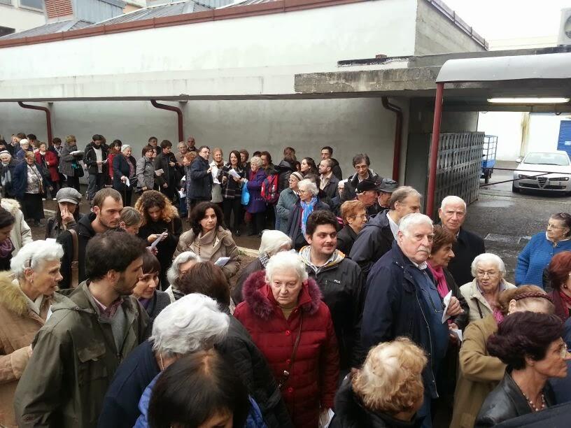 """Speciale """"Anziani di Sant'Egidio al teatro di Rebibbia"""": un'occasione per sentirsi un'unica famiglia"""