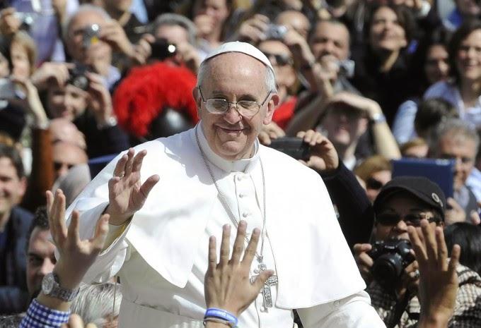 Papa Francesco: nel momento del dolore e della malattia non siamo soli.