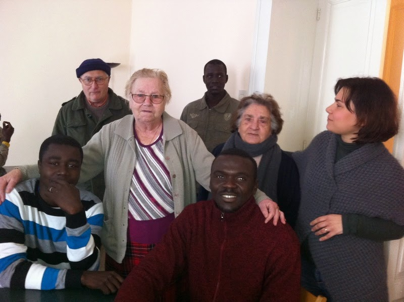 Accoglienza ai migranti a Messina: gli anziani energia di solidarietà