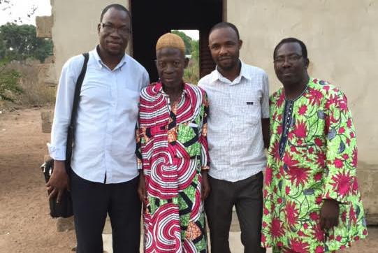 Una casa per gli anziani del Benin contro la cultura dello scarto