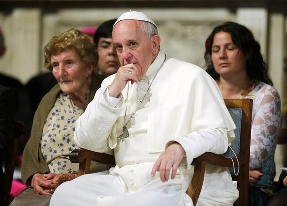 L'anziano non è un alieno. L'anziano siamo noi: Papa Francesco dedica due catechesi quaresimali al tema degli anziani