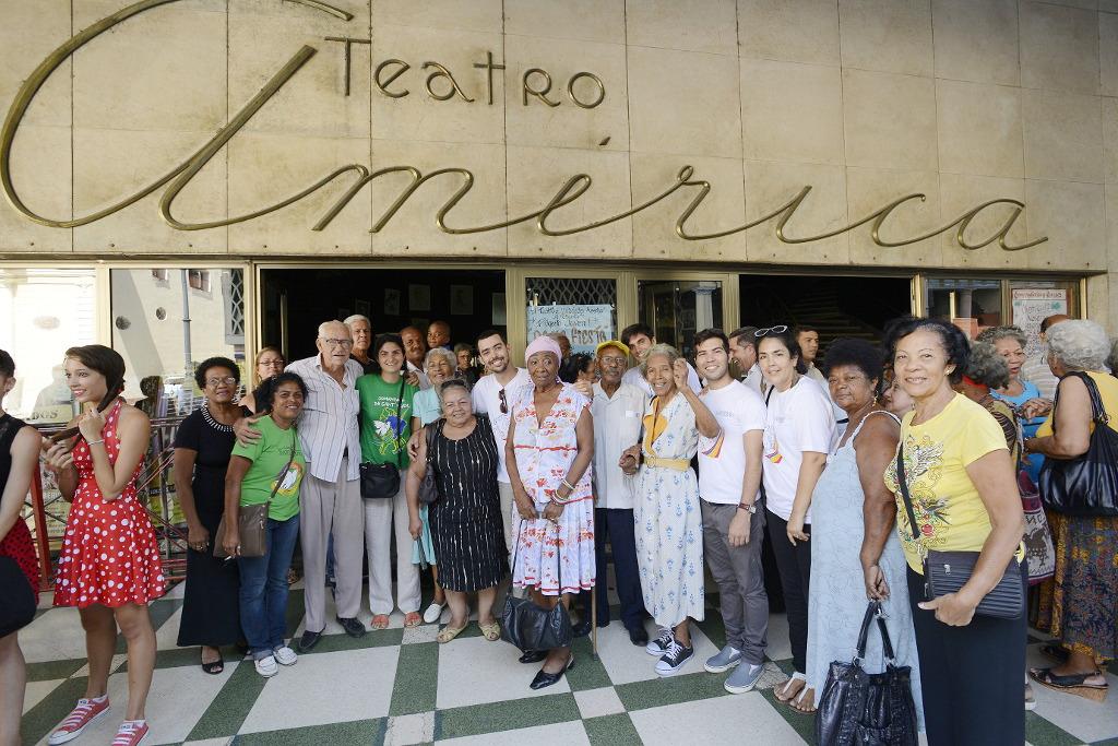 """A Cuba si inaugura il Movimento """"Viva gli Anziani!"""""""