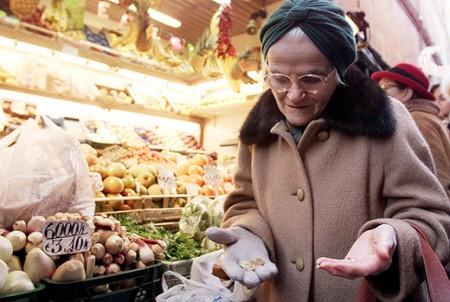 Salute e alimentazione:  perchè gli anziani sono a rischio