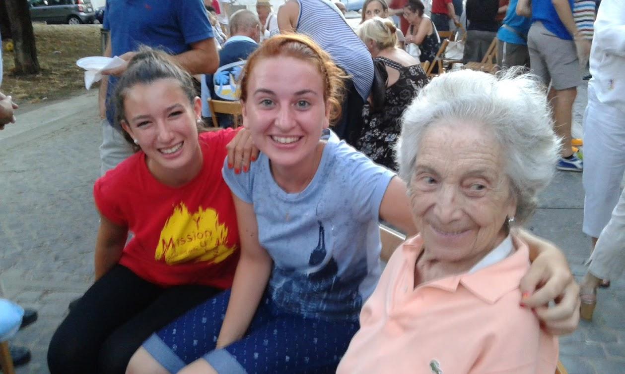 #estatesolidali. A Roma per imparare ad amare dagli anziani