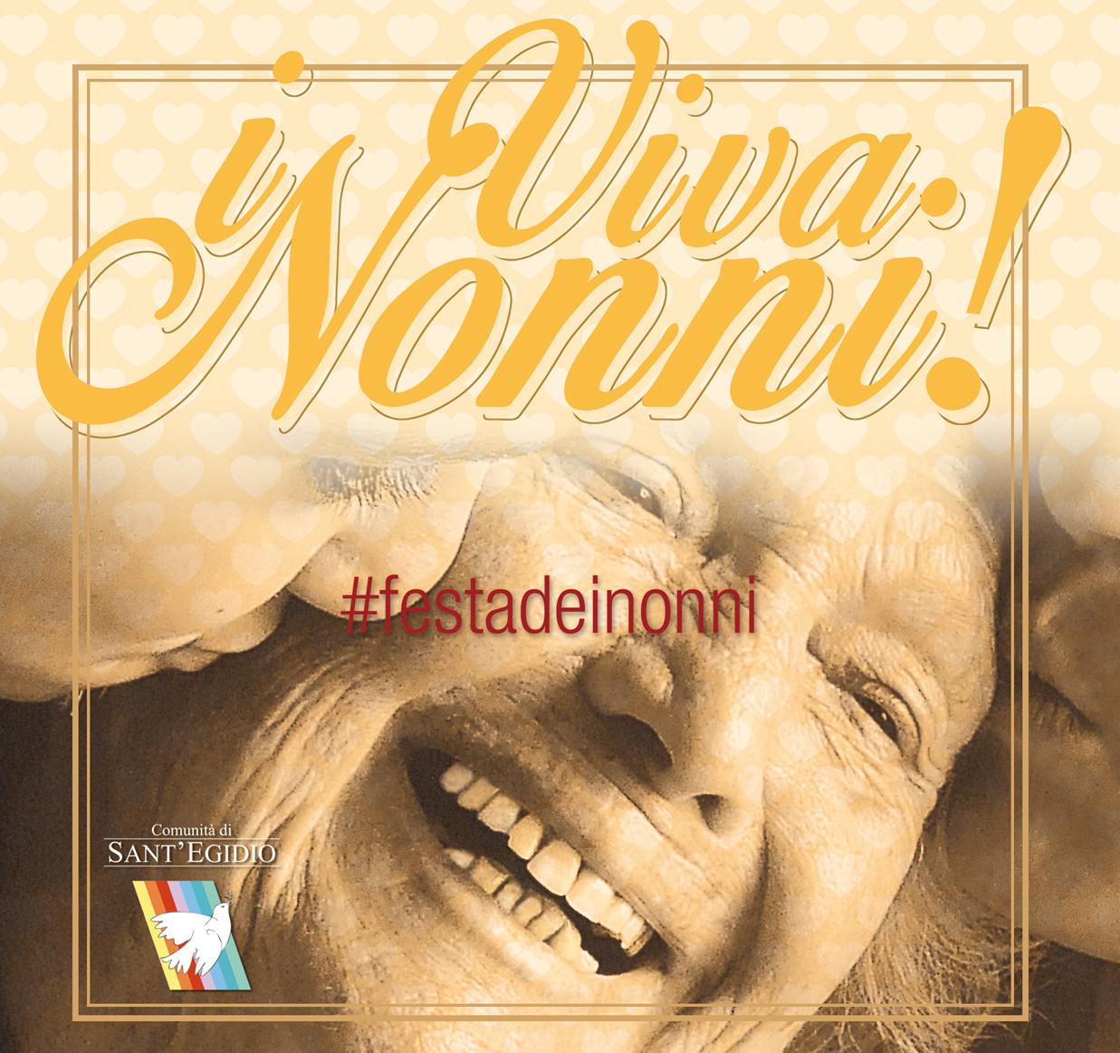 """#festadeinonni Le iniziative del Programma """"Viva gli Anziani!"""""""