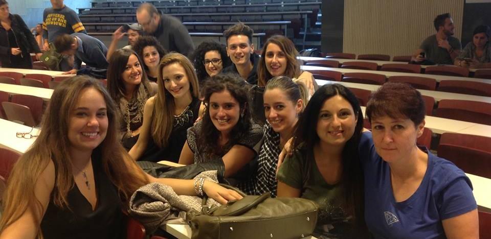 Napoli: lezioni di vecchiaia all'Università