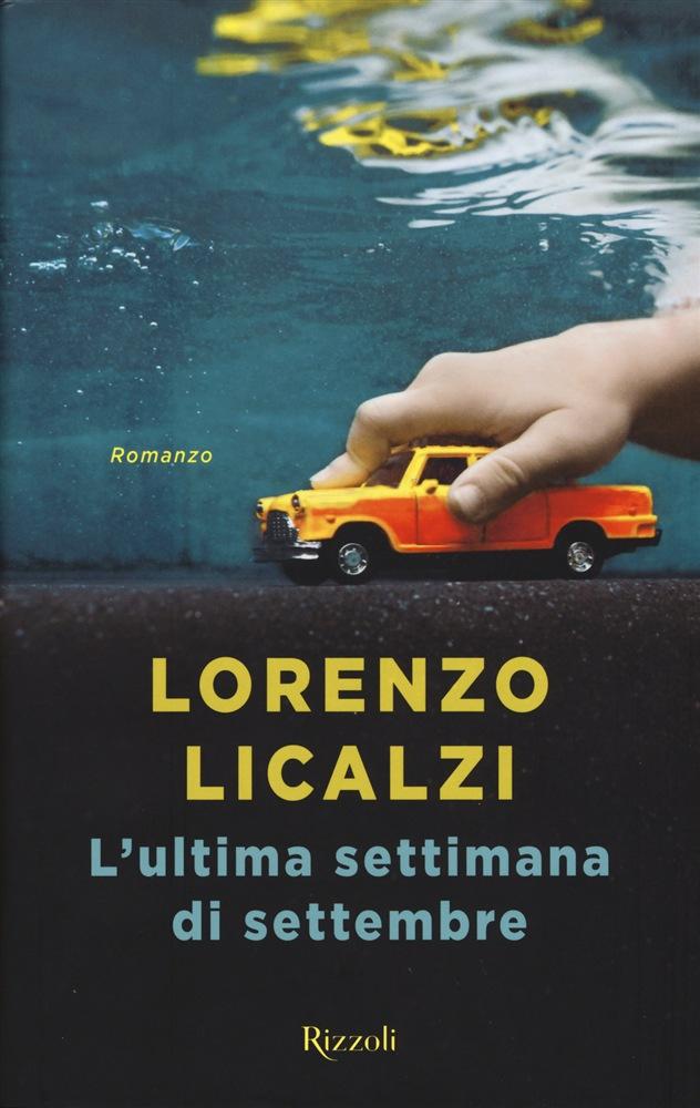 Il nuovo romanzo di Licalzi: nonno e nipote per ricominciare a vivere