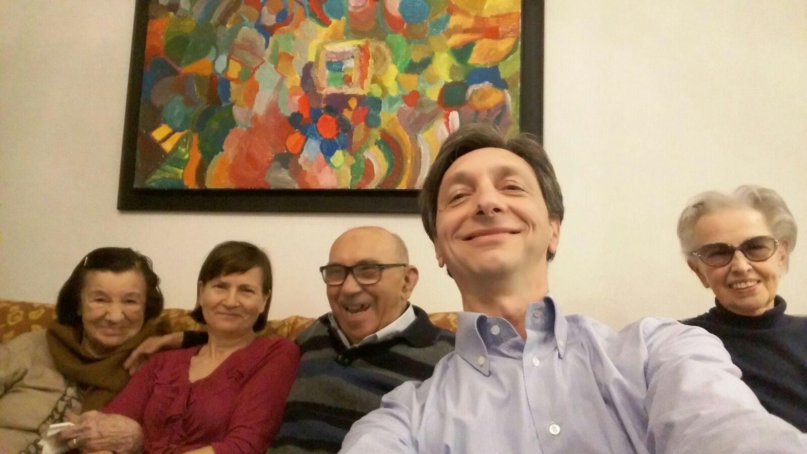 Vivere insieme da anziani si può…. con la Comunità di Sant'Egidio