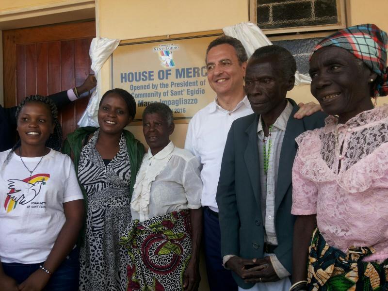 """Malawi,  a Blantyre inaugurata la casa per anziani """"House of Mercy"""""""