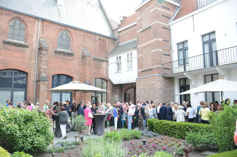 Ad Antwerpen i vecchi sognano: decimo anniversario della Casa Simeone e Anna della Comunità di Sant'Egidio