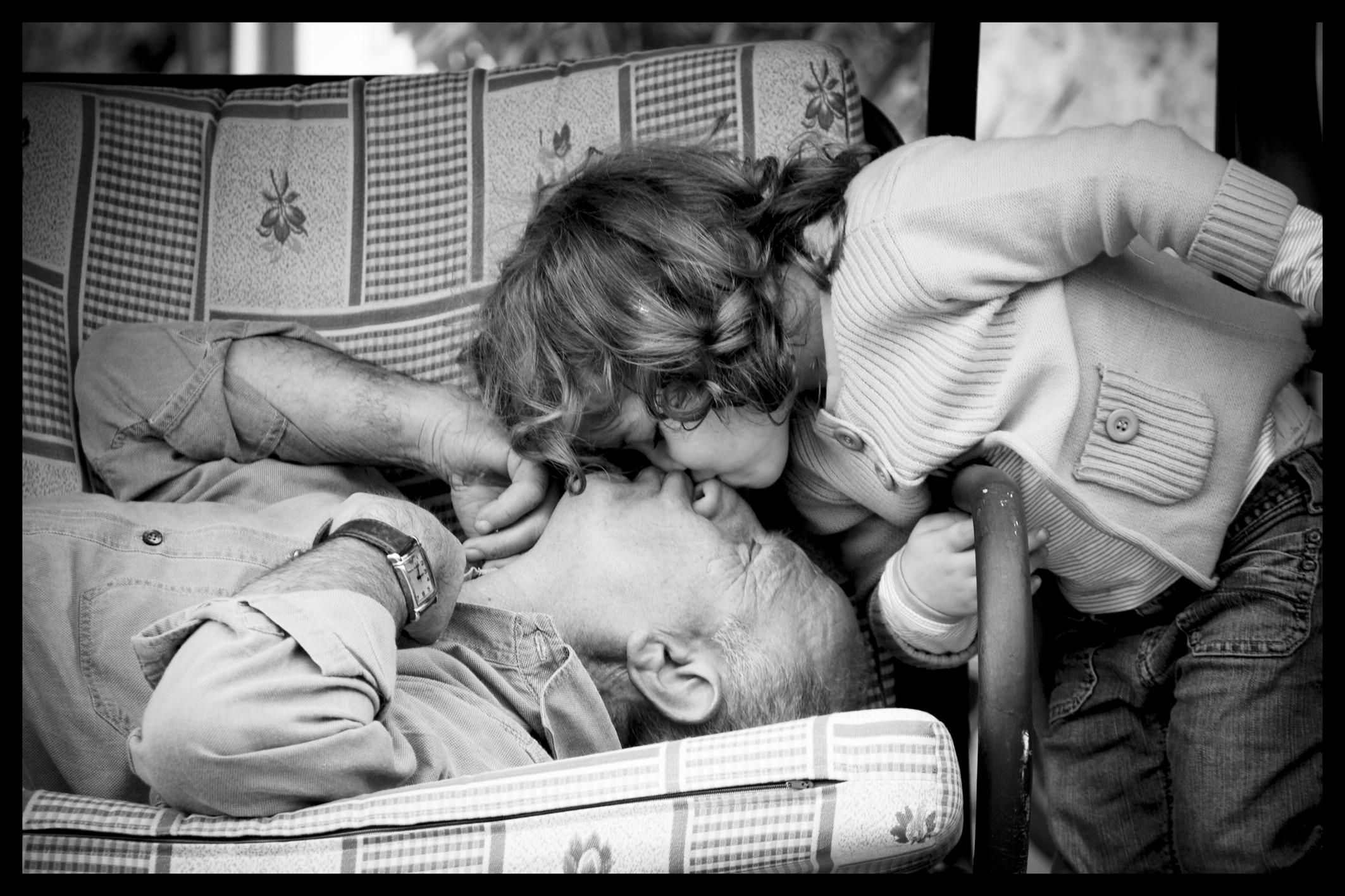 """""""Chi trova un nonno trova un tesoro"""" lo dico con una poesia"""