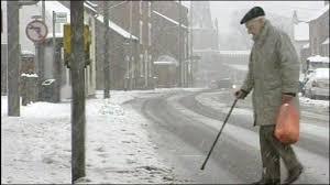 L'ondata di freddo e gli anziani: una popolazione fragile da proteggere