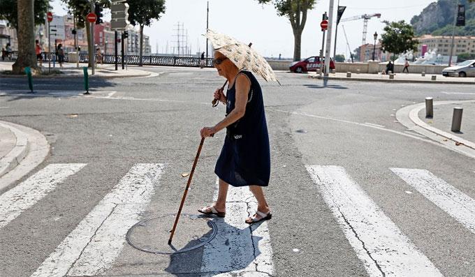 Viva gli Anziani: un modello per gestire l'emergenza caldo degli anziani, ne parla Laura Baldassarre