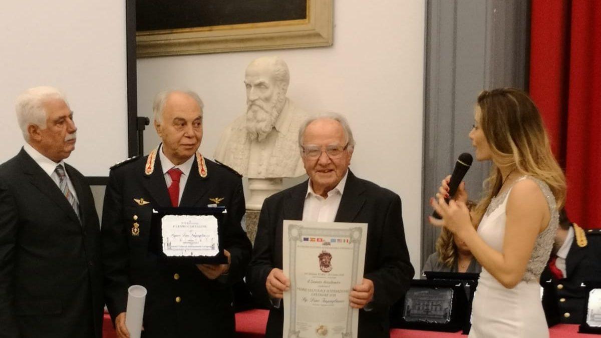 Assegnato a Dino Impagliazzo il Premio Cartagine 2.0