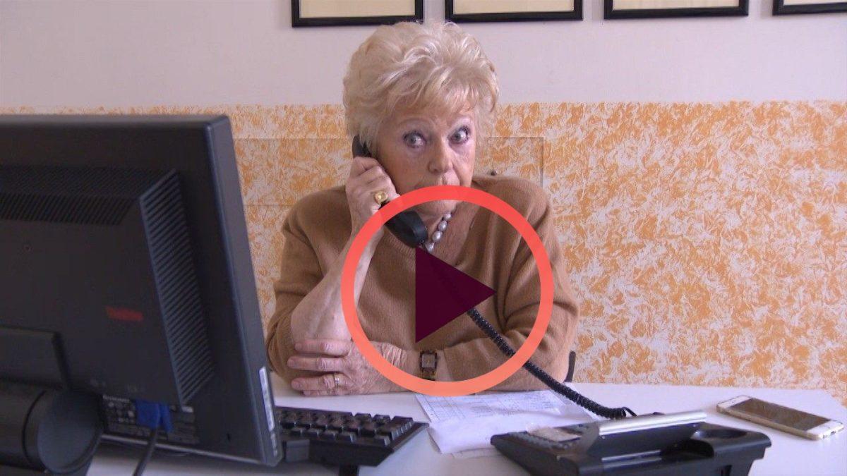 Sofia, 86 anni e tanta voglia di aiutare gli altri (anziani), guarda il VIDEO