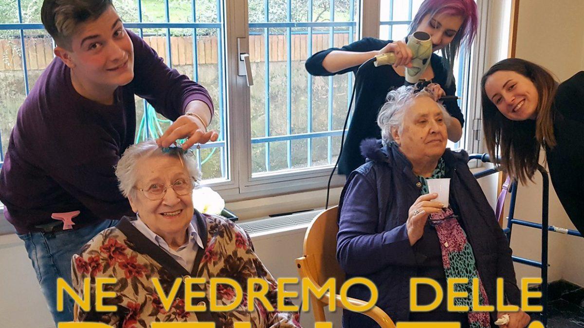 Per la festa dei nonni…. ne vedremo delle belle….
