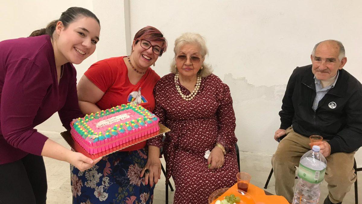 A Sassari il primo pranzo dell'amicizia: anziani e immigrati insieme