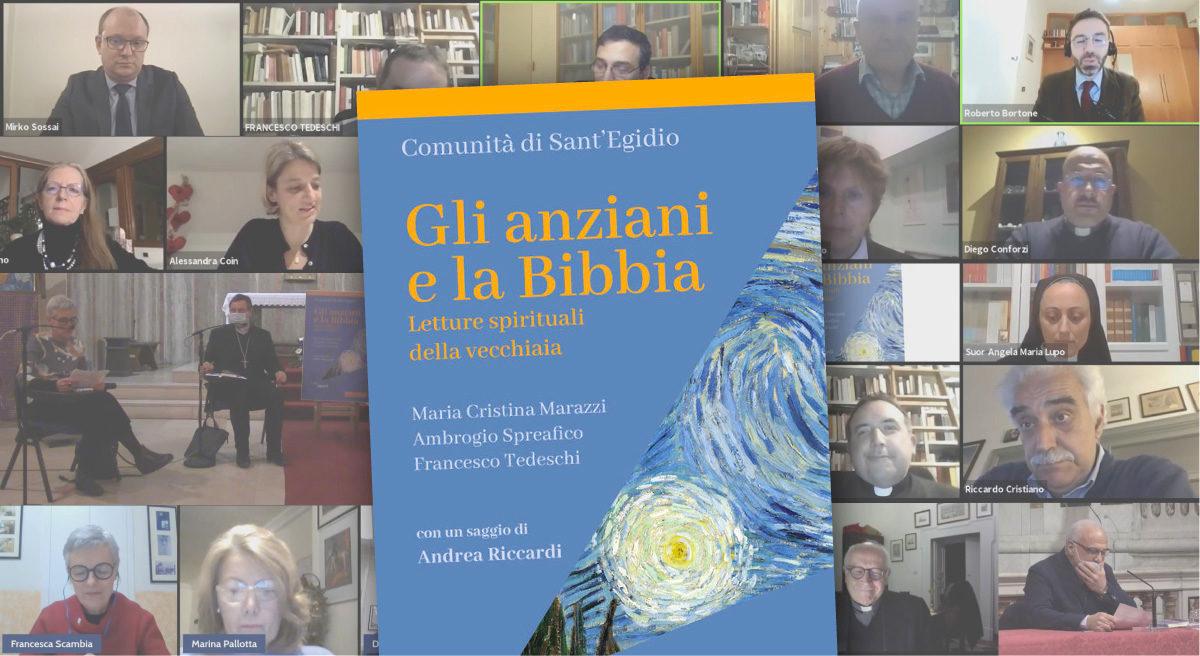 """""""Gli anziani e la Bibbia"""". Presentazione del libro in diretta da Napoli, lunedì 10 maggio – VIDEO"""